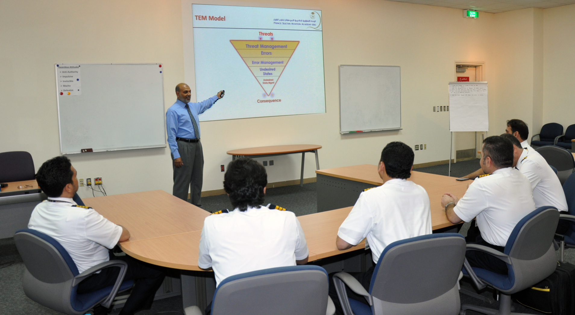 Skills Development Training Prince Sultan Aviation Academy
