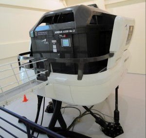 PSAA A320 Full Flight Simulator