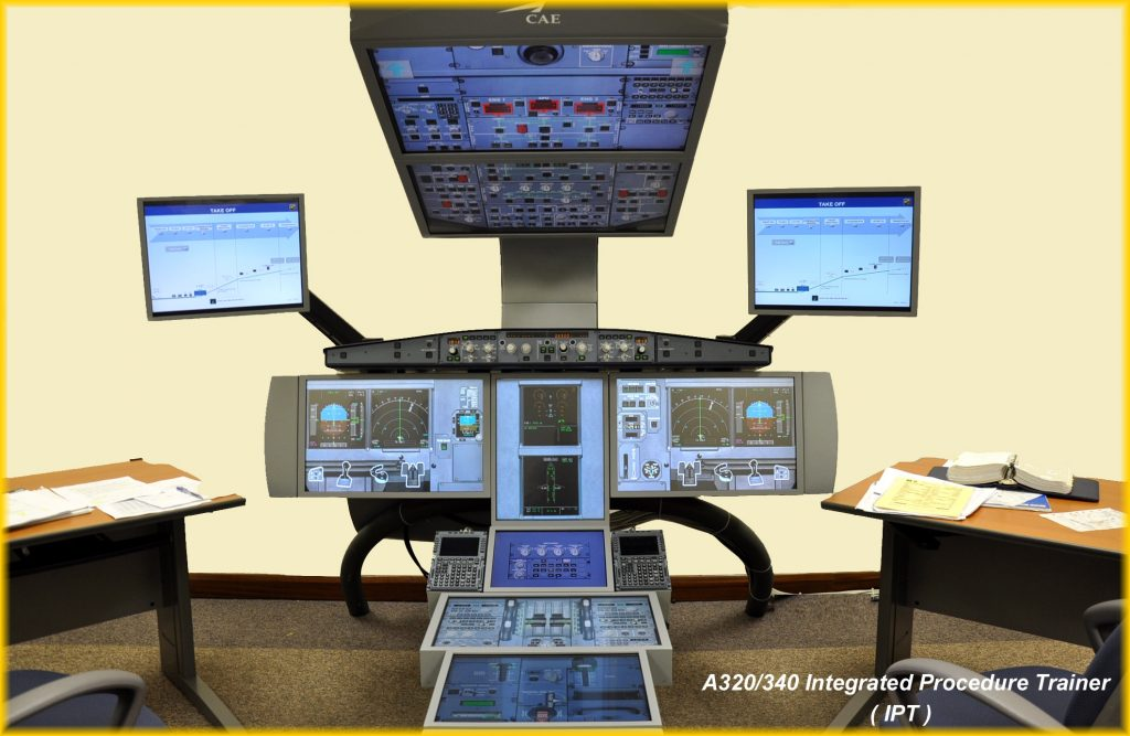 A320-340 Integrated Procedure Trainer (2)