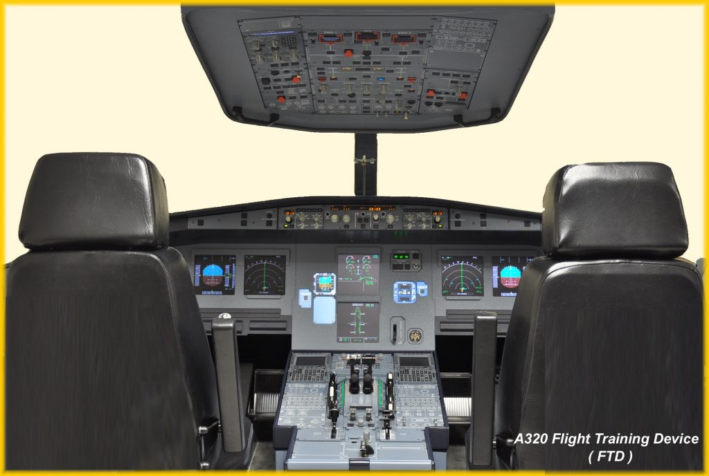A320 Flight Training Device (1)